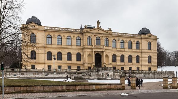 Lindenau-Museum Altenburg von Süden