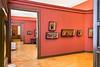 Lindenau-Museum Altenburg: Blick in die westlichen Räume der Italienersammlung