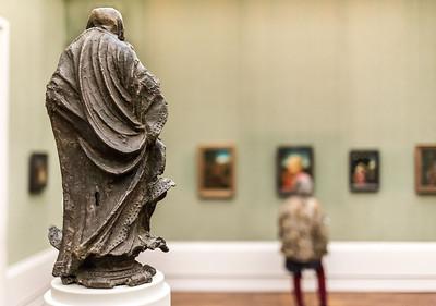 Skulpturen aus Bode-Museum zu Gast