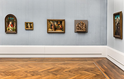 Adrian von Wesel in Raum 6 (L.v.Leyden, C. Engelbrechtsz, Mansi-Magdalena) [Gemäldegalerie Berlin]