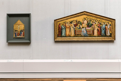 Giotto: Kreuzigung und Marientod