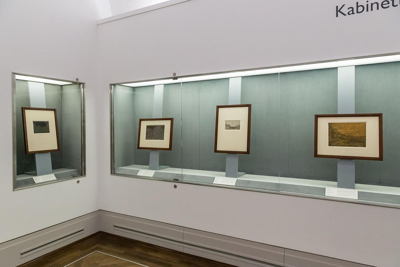 Blick in die Hercules-Seghers-Ausstellung 2013 - 3