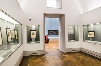 Die Hercules-Seghers-Ausstellung des Kupferstichkabinetts in der Gemäldegalerie Berlin 2013