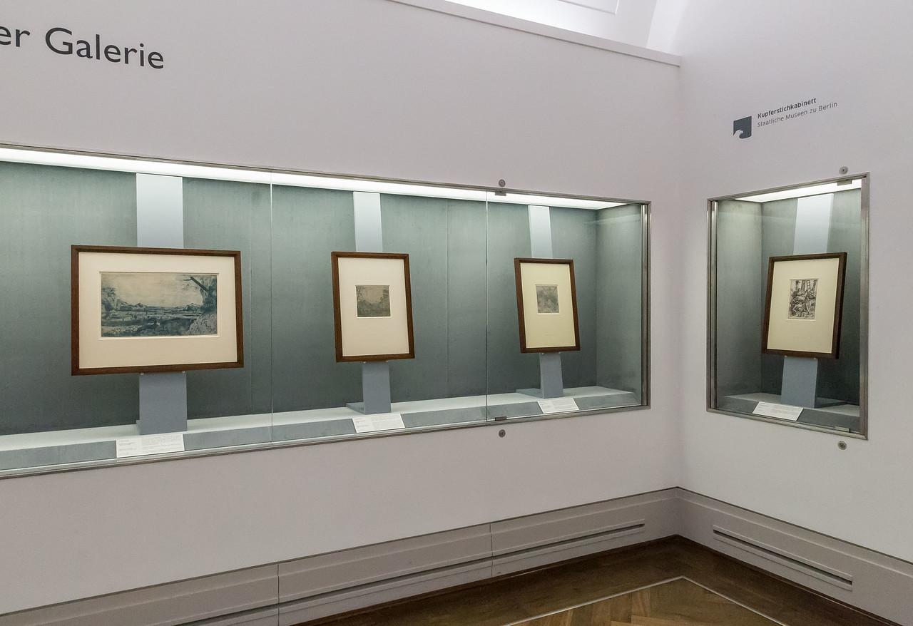 Blick in die Hercules-Seghers-Ausstellung 2013 - 4