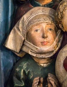 Michel Erhart: Schutzmantelmadonna aus Ravensburg