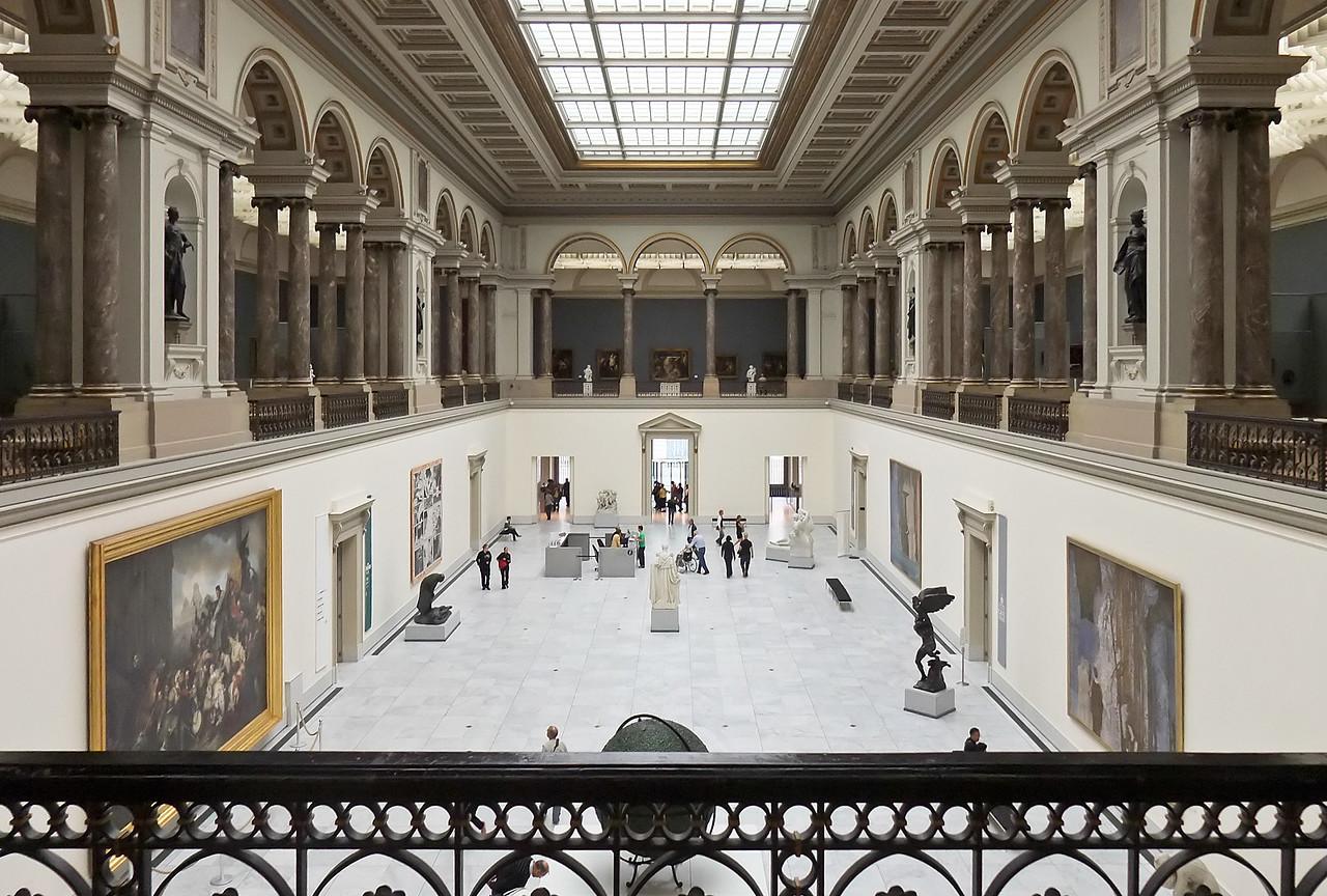 Brüssel, Museum der Schönen Künste