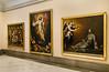 Murillo: Auferstehung und Franz von Assisi [1618-1682, Academia de Bellas Artes, Madrid]