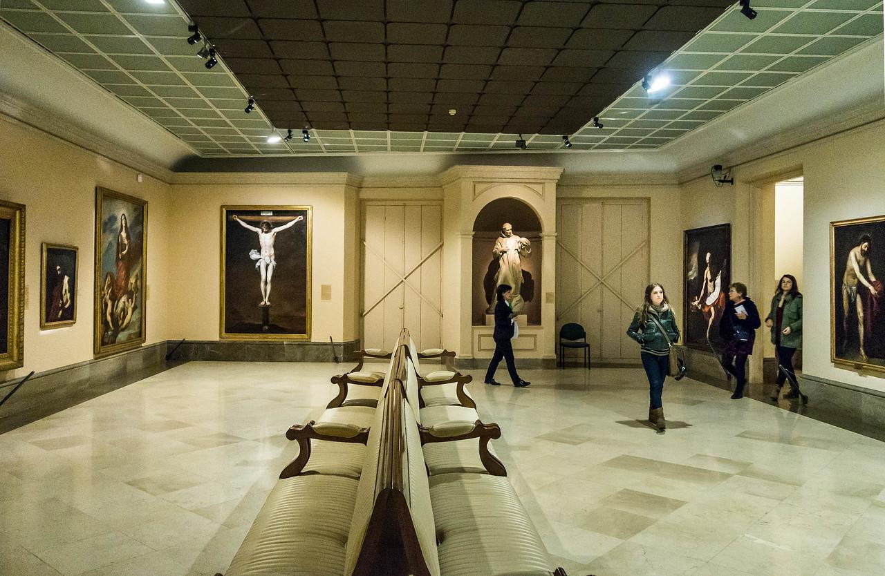 José de Ribera, Alonso Cano und Juan de Arellano [Academia de Bellas Artes, Madrid]