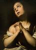 Murillo: Maria Magdalena, Detail [1618-1682, Academia de Bellas Artes, Madrid]