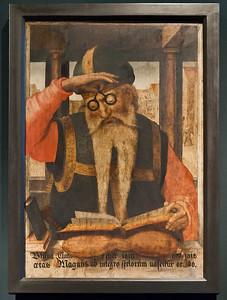 Münster, Domkammer, Vergil(Hermann tom Ring, um 1560)