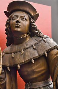 Erzengel Raphael und Tobias (Veit Stoß, 1516, GNM)