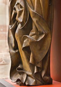 Hausmadonna (Veit Stoß, GNM), Detail