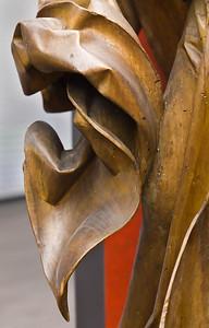 Erzengel Raphael und Tobias (Veit Stoß, GNM), Detail