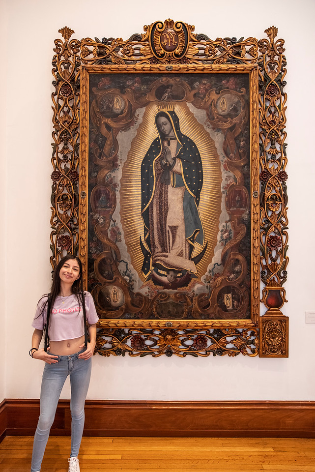 Museo Nacional de Arte Mexico City