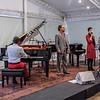 Hercules Gomes, Rodrigo Y Castro e Vanessa Moreno