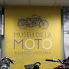 Museu De La Moto - Sign