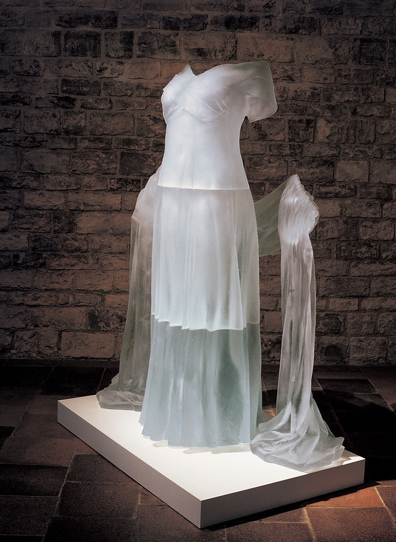 Evening Dress with Shawl