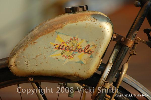 Museum Ducati - Bikes, Brochures, Customs and Treasures Rare