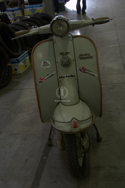 Motobi's are popular here, Pesaro was the home of Motobi