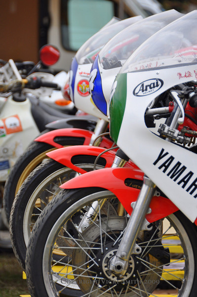 It's not all Italian bikes either.