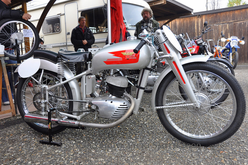 And this Moto Morini racer was unlike any I had seen