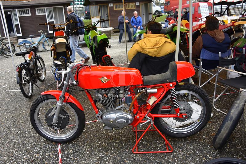 Fancy a lovely little Duc single racer?