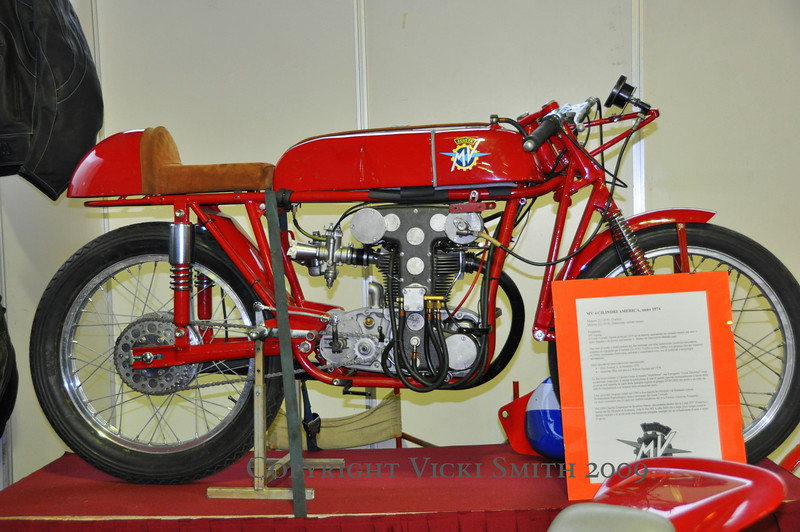 125 GP DOHC MV Agusta