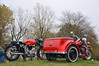 I thought this sort of summed it up - a classic Gileria finds something in common with a Harley three wheeler.  That's Novegro!