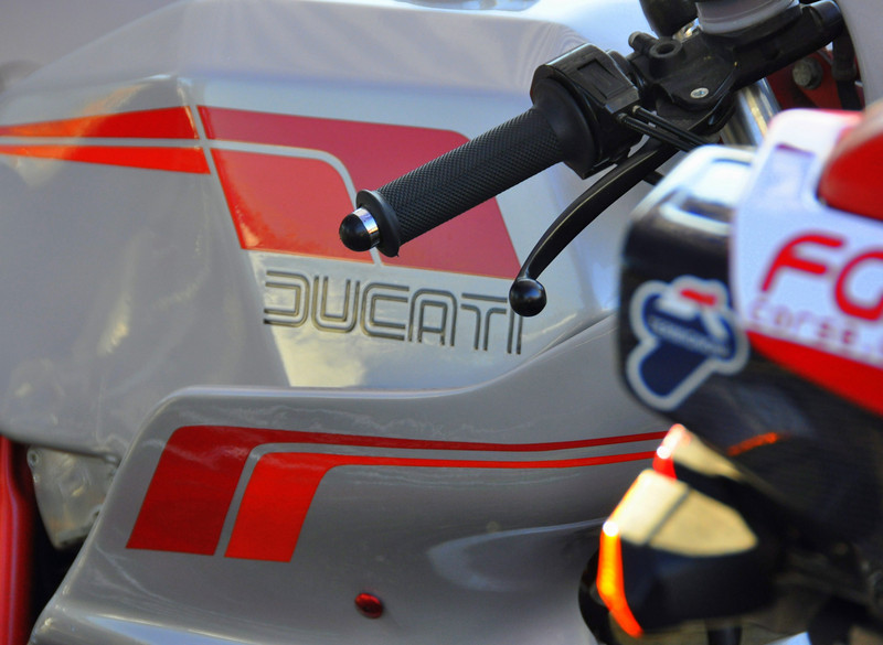 Ducati's are everywhere, from old to very new. Cucciolo's to 1098's are just about everywhere