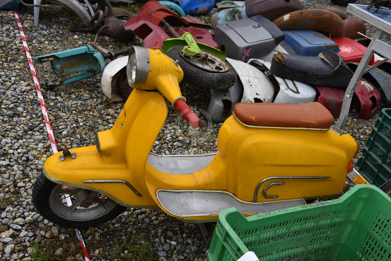 I especially love the toys. This one seems to have been part of a ride of some kind