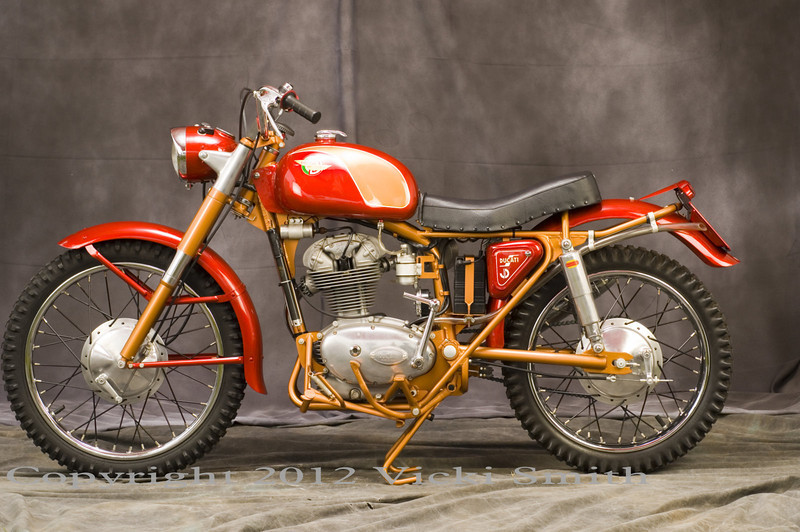 Ducati 200 Motocross