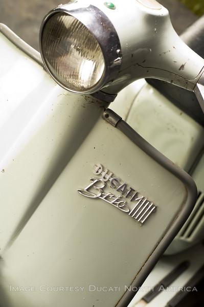 1967 Brio Scooter