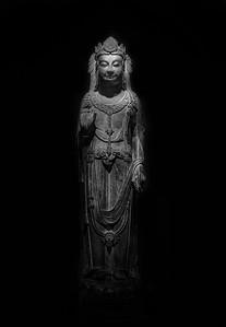 Guanyin. Bodhisattva Avalokiteshvara. Sui Dynasty.