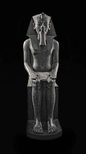 Pharaoh. Sitting Pretty.