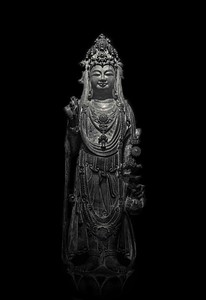 Guanyin. Bodhisattva Avalokiteshvara. Tang Dynasty.