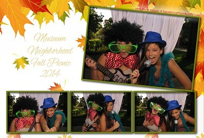 Museum Neighborhood Fall Event