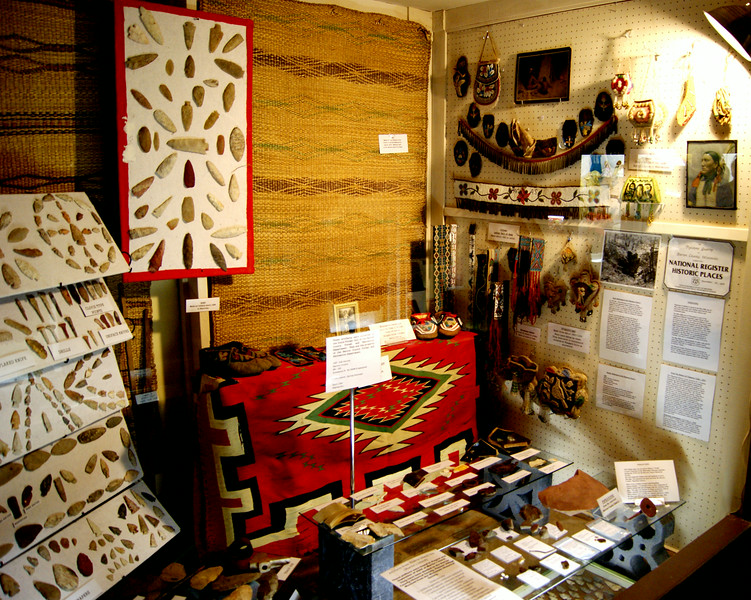 Interior display - Jerome Hall