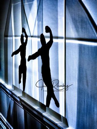 """Dancing Shadows"""