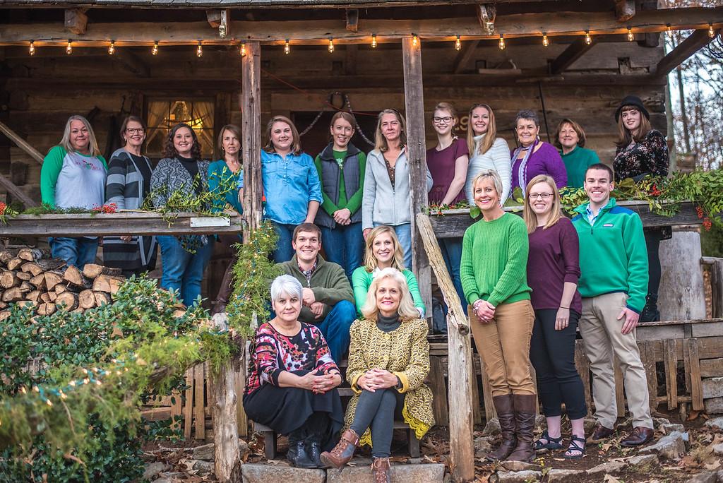 Museum of Appalachia Staff 2016