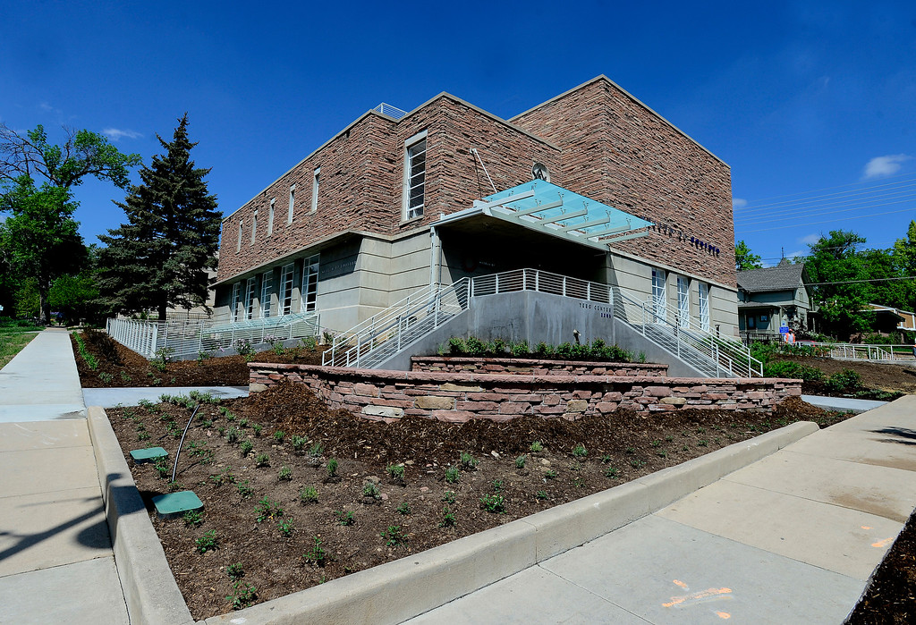 . Exterior of The Museum of Boulder� on Tuesday. For more photos go to dailycamera.com Paul Aiken Staff Photographer May 4, 2018