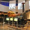 Liverpool Museum Steam Locomotive Lion 01 Sep 17