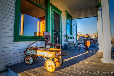 MMW Porch Relics