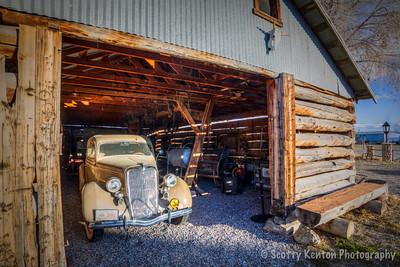 MMW Car Barn