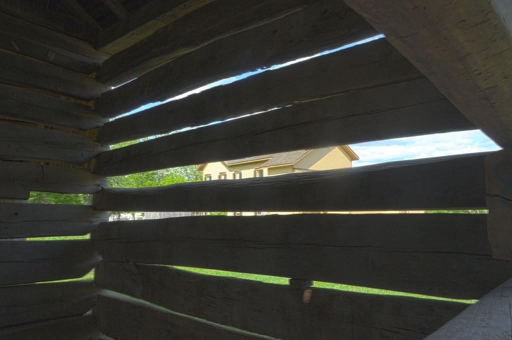 Porter barn at Conner Prairie