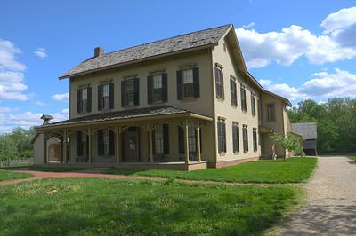 Porter House at Conner Prairie
