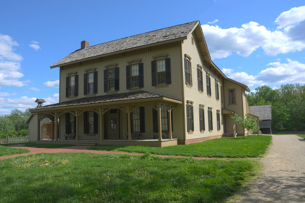 Porter House at Conner Prairie
