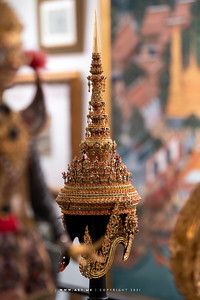 The Root of Thai Art from Century to Century Exhibition, Bangkok Art and Culture Centre (BACC)