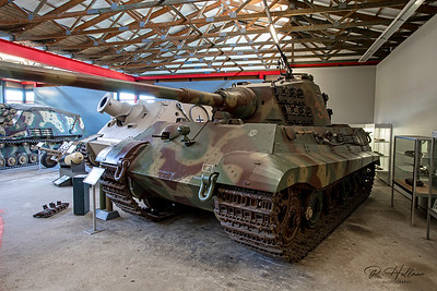 Panzerkampfwagen VI Ausf B - Königstiger