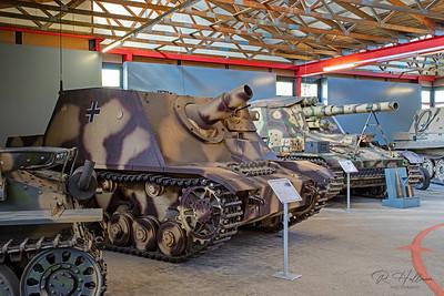 Sturmpanzer IV - Brumbär