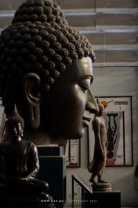 Hall of Sculpture, Fine Arts Department